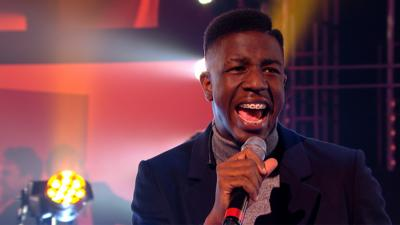 Sam & Mark's Big Friday Wind-Up  - The Voice winner performs on Wind-Up