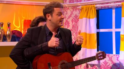 Sam & Mark's Big Friday Wind-Up  - Mark auditions for Jermain Jackman...or does he?