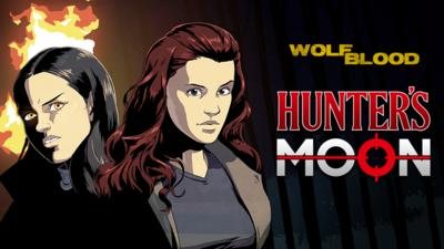 Wolfblood - Wolfblood Comic: Hunter's Moon Trailer