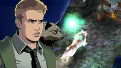 Wolfblood - The Wolfblood: Shadow Runners app