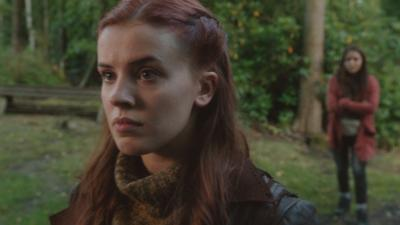 Wolfblood - Jana finds a dangerous wolfblood