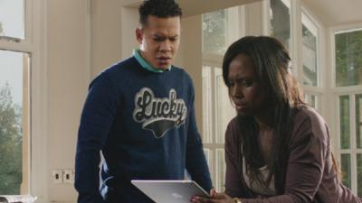 Wolfblood - Will Imara unmask the She-Wolf?