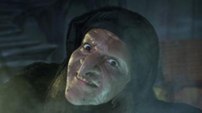 Wizards vs Aliens - Old Bethesta