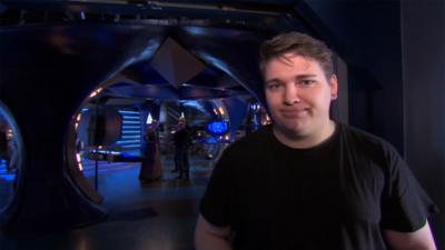 Wizards vs Aliens - CBBC Extra Wizards vs Aliens Superfan Visit Part 3