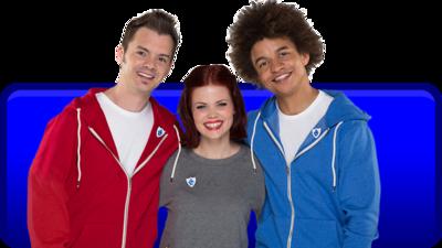 Blue Peter Presenters