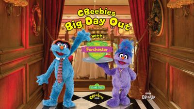 The Furchester Hotel - CBeebies Big Day Out with The Furchester Hotel