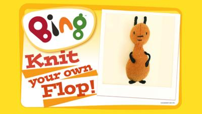 Bing - Knit your own Flop from Bing