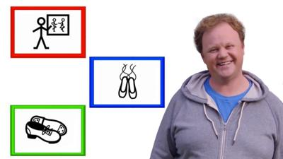 Something Special - Learn Makaton signs with Justin