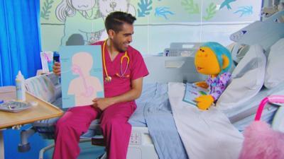 Get Well Soon - Dr Ranj's Hospital Top Tips
