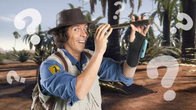 Andy's Prehistoric Adventures - Andy's Prehistoric Quiz #2
