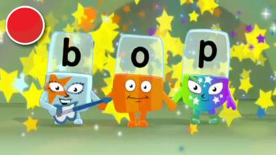 Alphablocks - Bop
