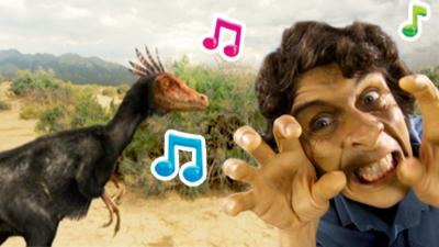 Andy's Prehistoric Adventures - The Velociraptor Rap