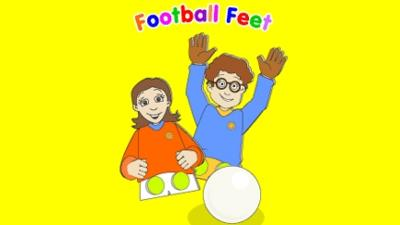 Balamory - Football Feet