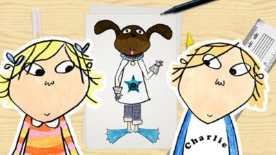 Charlie and Lola - My Very Funny Muddle Up