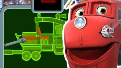 Chuggington - Engine Check-Up
