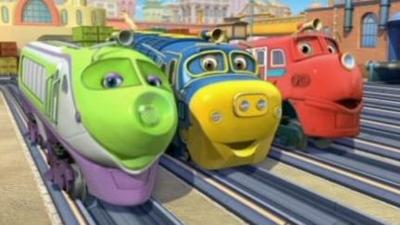 Chuggington - Chuggington Theme Song