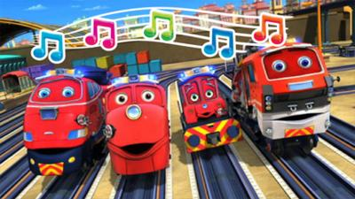 Chuggington - The Chug Patrol Song