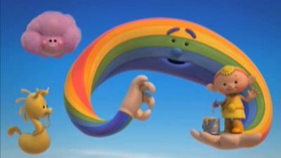 Cloudbabies - Cloudbabies Theme Song