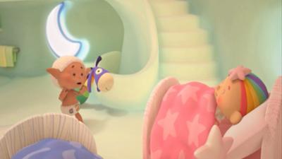 Cloudbabies - Baba Pink Sleepy-byes