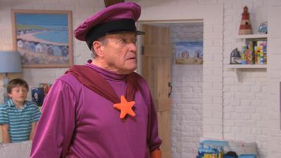 Grandpa in my Pocket - Meet Captain Dumbletwit