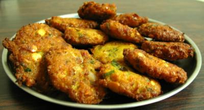 Let's Celebrate - Eid al-Fitr - Onion Pakoras