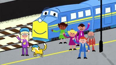 Melody - Fast Little Train