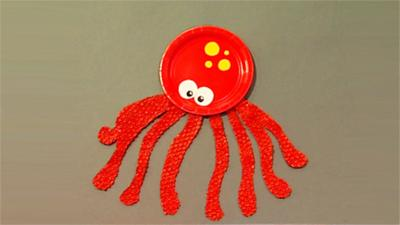 Mister Maker - Bubble Wrap Octopus