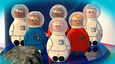 Mister Maker - Space Skittles