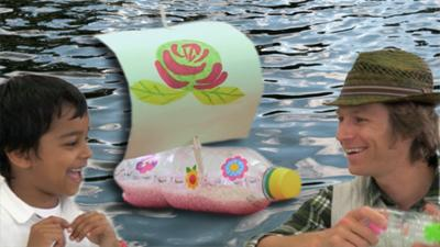 Mr Bloom: Here and There - Bottle Boat