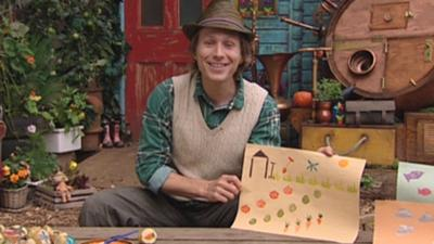 Mr Bloom's Nursery - Potato Print