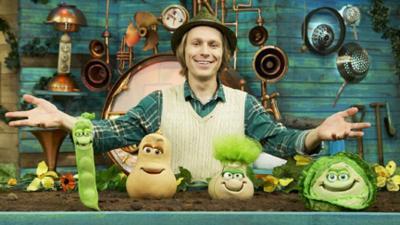 Mr Bloom's Nursery - Under the Soil