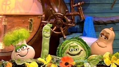 Mr Bloom's Nursery - Meet the Veggies Song