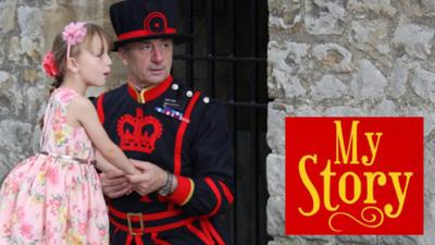 My Story - Beefeater