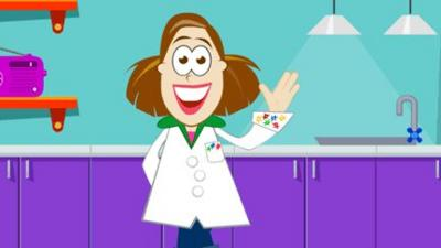 Nina and the Neurons - Nina's Lab