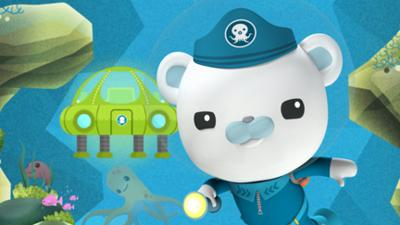 Octonauts - Octo-Lab Lander