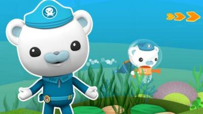 Octonauts - Jawfish Egg Rescue