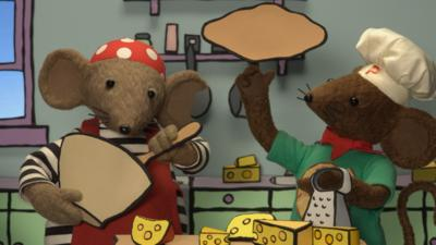 Rastamouse - For Real FM - Mouseland Bake Off
