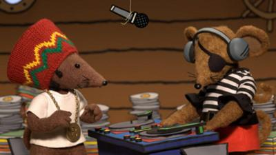 Rastamouse - For Real FM - Irie Man