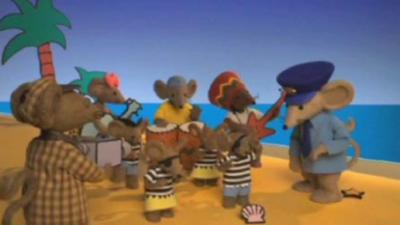 Rastamouse - Swimming Song