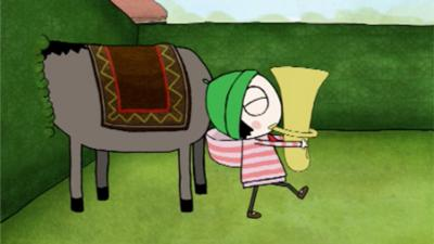 Sarah and Duck - Cheer Up Donkey