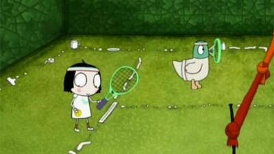 Sarah and Duck - Doubles