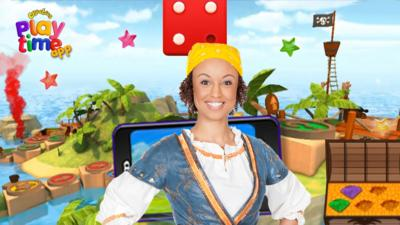 Swashbuckle - Swashbuckle comes to the CBeebies app
