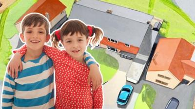 Topsy and Tim  - Topsy and Tim's New House