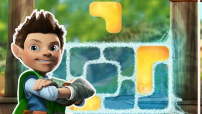 Tree Fu Tom - Magic Build-A-Wall