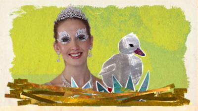 Dancing Beebies - The Swan Queen