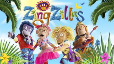 ZingZillas - Hide and Seek