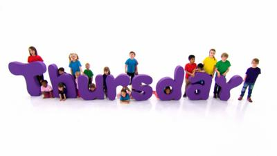 CBeebies House - Thursday Song