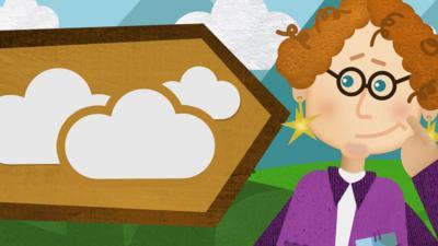 CBeebies Radio - Hear To There - Cloud