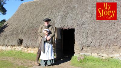 My Story - Childhood During The Highland Clearances