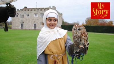 My Story - Childhood During The Middle Ages